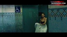 1. Sarah Michelle Gellar Swimming in the Pool – Veronika Decides To Die