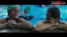 7. Sarah Michelle Gellar Swimming in the Pool – Veronika Decides To Die