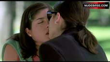 1. Sarah Michelle Gellar Lesbian Kiss – Cruel Intentions