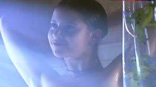 Mel Lisboa in Bathroom – Presenca De Anita