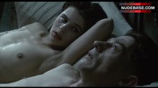 Suzanna Hamilton Topless in Bed – 1984