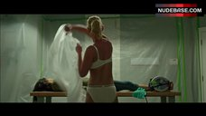 Katherine Heigl in White Lingerie – Home Sweet Hell