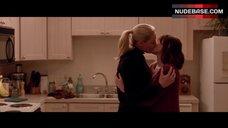 Katherine Heigl Lesbian Kiss – Jenny'S Wedding