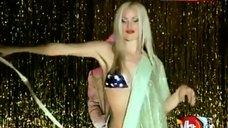 Caprice Bourret Striptease Scene – The Surreal Life