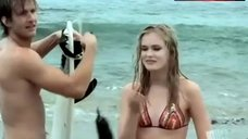 5. Sara Paxton in Bikini – Summerland