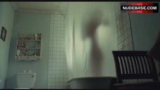 4. Sara Paxton Hot Scene in Bathroom – The Last House On The Left