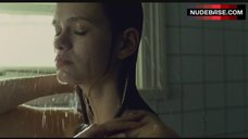 5. Sara Paxton Hot Scene in Bathroom – The Last House On The Left