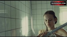 6. Sara Paxton Hot Scene in Bathroom – The Last House On The Left