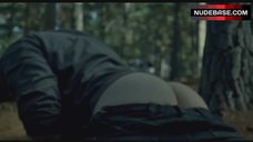 6. Sara Paxton Rape Scene in Forest – The Last House On The Left