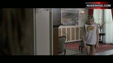 1. Sara Paxton in Black Panties – The Innkeepers