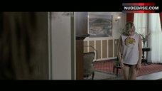 2. Sara Paxton in Black Panties – The Innkeepers