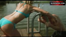 10. Sexy Sara Paxton in Bikini – Shark Night 3D