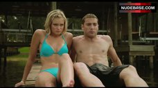 13. Sexy Sara Paxton in Bikini – Shark Night 3D