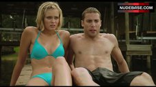 15. Sexy Sara Paxton in Bikini – Shark Night 3D