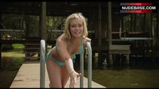 6. Sexy Sara Paxton in Bikini – Shark Night 3D