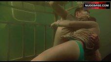4. Sara Paxton Bikini Scene – Shark Night 3D