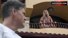 1. Sara Paxton in Panties on Balcony – Murder In The First