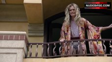 3. Sara Paxton in Panties on Balcony – Murder In The First