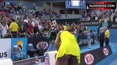 Venus Williams Up Skirt – 2010 Australian Open