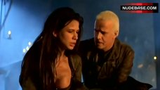 9. Rhona Mitra Decolltte – Beowulf