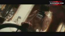 4. Rhona Mitra Sexy in Lingerie – The Number 23
