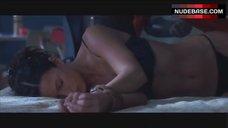 7. Rhona Mitra in Sexy Bra and Panties – Highwaymen