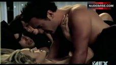 4. Sexy Rhona Mitra in Lingerie – Nip/Tuck