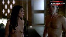 5. Janina Gavankar Full Nude – True Blood