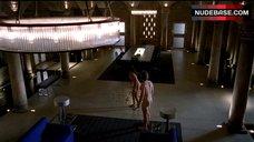 8. Janina Gavankar Full Nude – True Blood