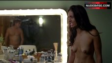 4. Janina Gavankar Topless – True Blood