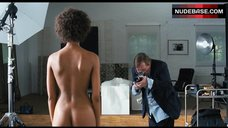 Liya Kebede Ass Exposed – Desert Flower