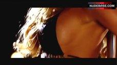 Brande Roderick Hot in Leather Bikini – Toxic