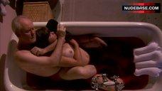 10. Kelly Huddleston Boobs Scene – Dexter