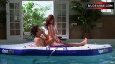 8. Erica Taylor Sex Scene – Entourage