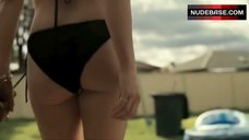 Lisa Chappell Butt Scene – Crossbow