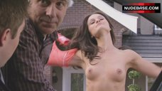 2. Melanie Papalia Naked Boobs – American Pie Presents: The Book Of Love