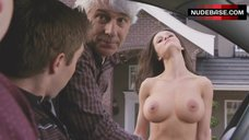 4. Melanie Papalia Naked Boobs – American Pie Presents: The Book Of Love