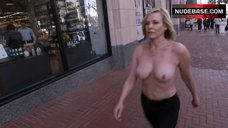 Chelsea Handler Shows Big Boobs on Street – Chelsea Does