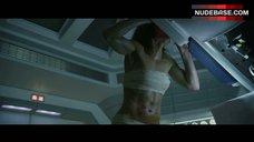 Noomi Rapace Hot Scene – Prometheus