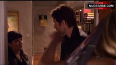 6. Ellen Woglom Lingerie Scene – Californication
