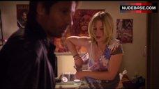 7. Ellen Woglom Lingerie Scene – Californication