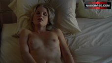 Ellen Woglom Masturbation in Bed – Crash