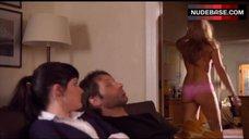 6. Bridgetta Tomarchio Topless Scene – Californication