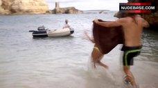 10. Candice Swanepoel Posing for Magazine – The Victoria'S Secret Swim Special