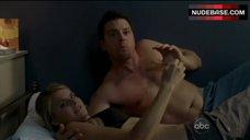 Eliza Coupe Hot Scene – Scrubs