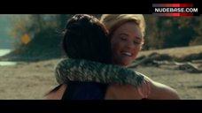 4. Nicky Whelan Lesbian Kiss – Inconceivable