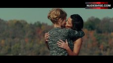 Nicky Whelan Lesbian Kiss – Inconceivable