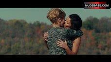 5. Nicky Whelan Lesbian Kiss – Inconceivable