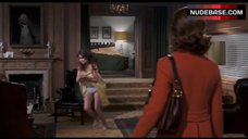 5. Madeline Smith Hot Scene – Live And Let Die