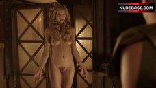 Viva Bianca Full Frontal Nude – Spartacus